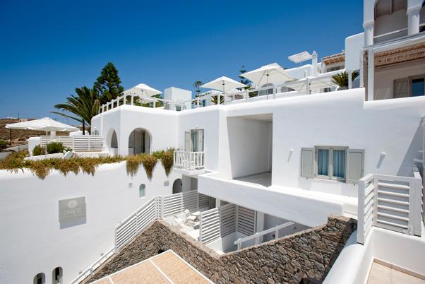 Отель Grace Mykonos (Греция)