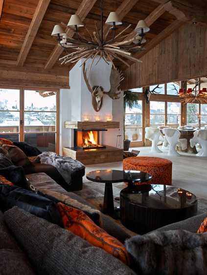 Зима в Австрии