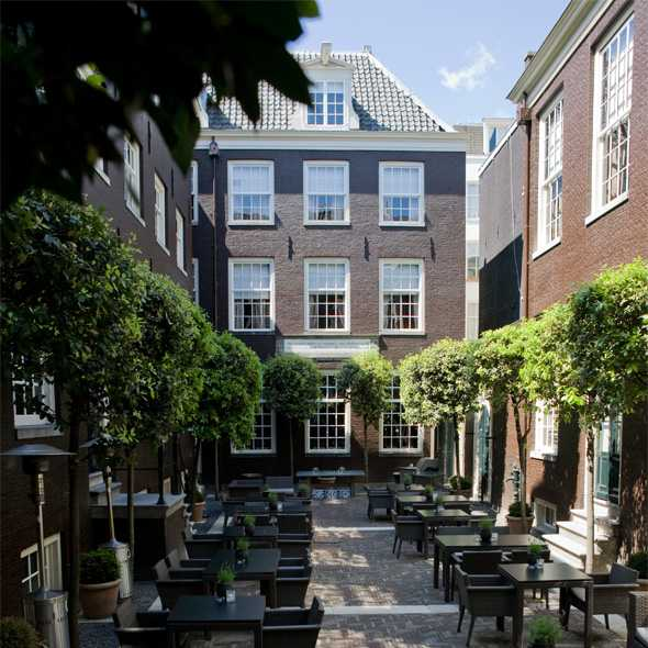 Dylan Hotel (Голландия)