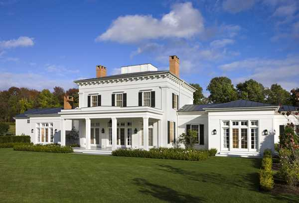 Классика стиля в дизайне дома