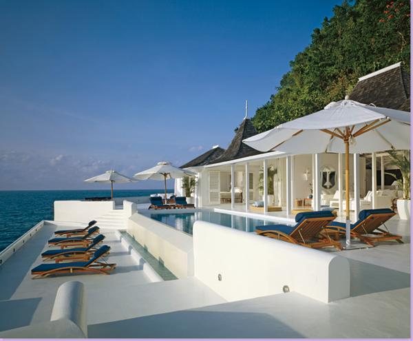 Отель на Ямайке