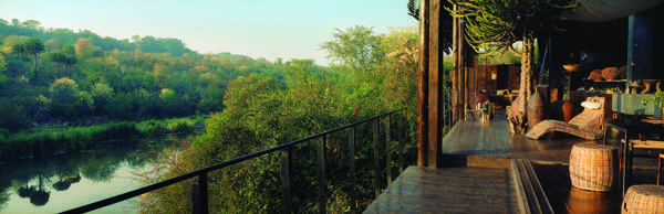 панорамный вид из окна отеля