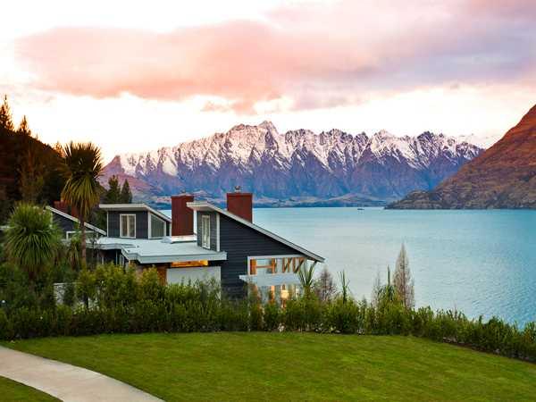 отель у горного озера