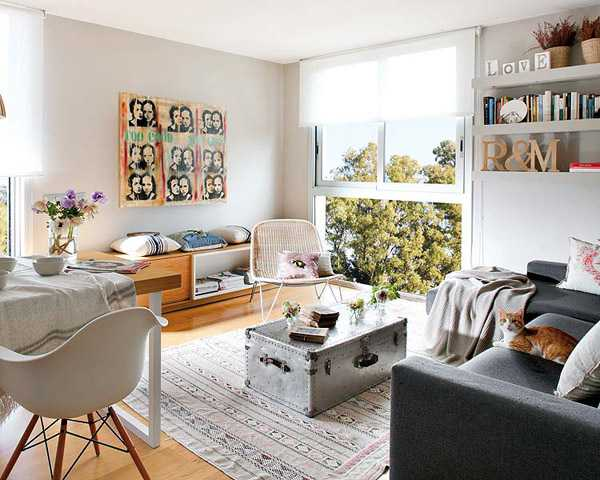 Дизайн квартиры в стиле
