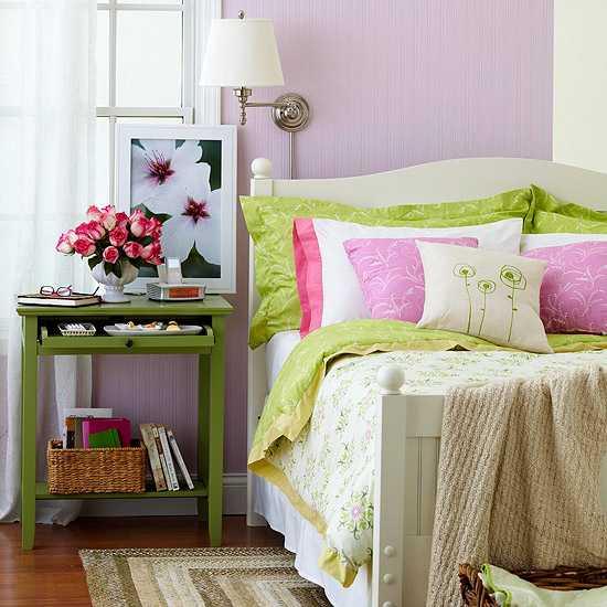 Как оформить дизайн спальной комнаты