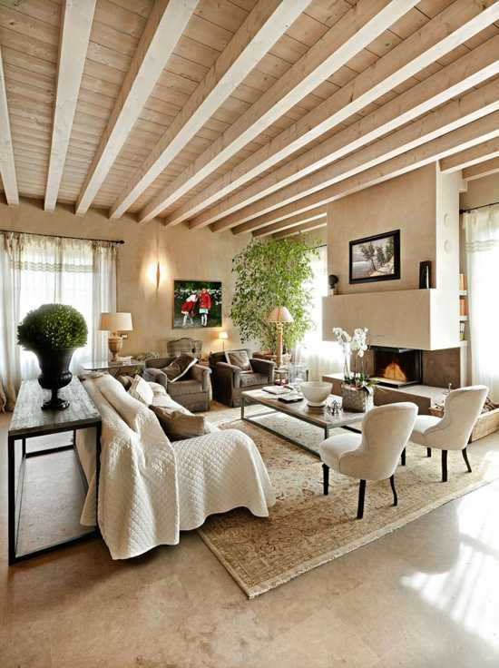 Decoracion Italiana Casas ~ Vicky s Home Estilo franc?s en Italia  French Style in Italy