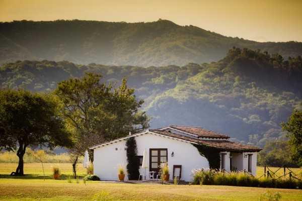 Укромное поместье в Аргентине