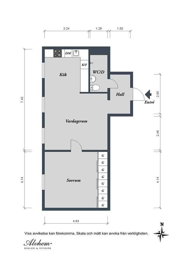 Дизайны квартиры 58 кв.м фото