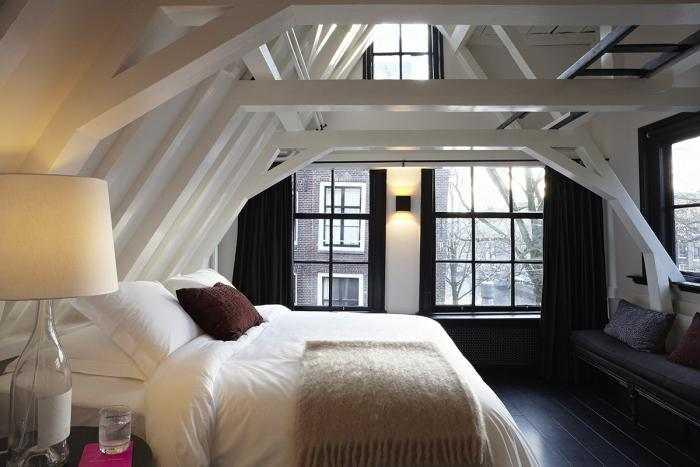 Гостевой дом с видом на Амстердам