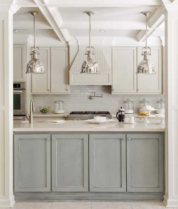 фото кухня в пастельных тонах