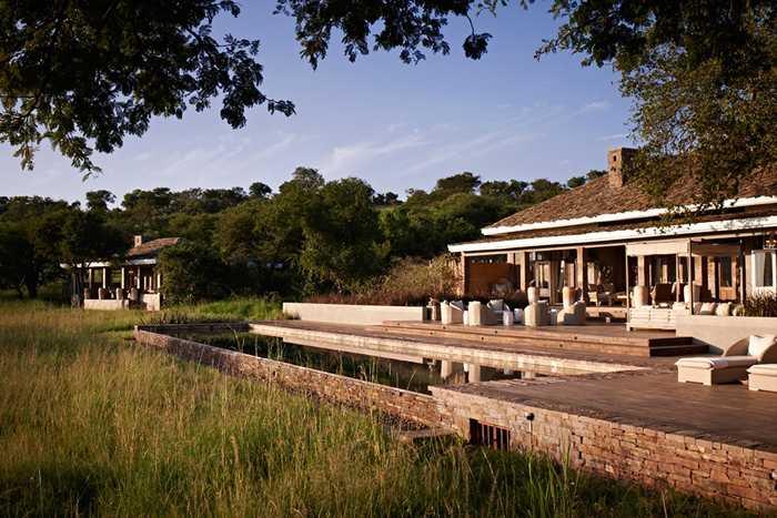 Экоотель в Танзании