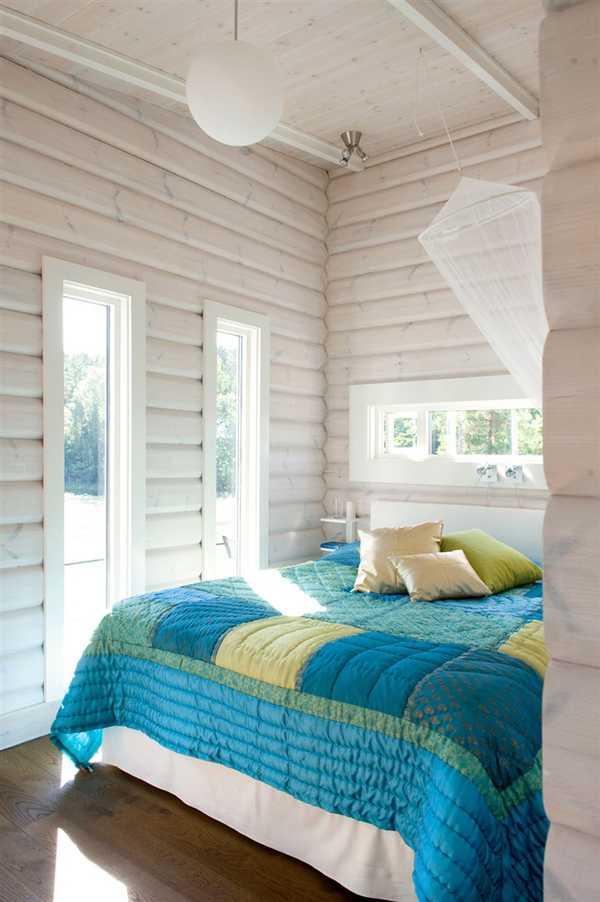 Дизайн деревянных домов в скандинавском стиле