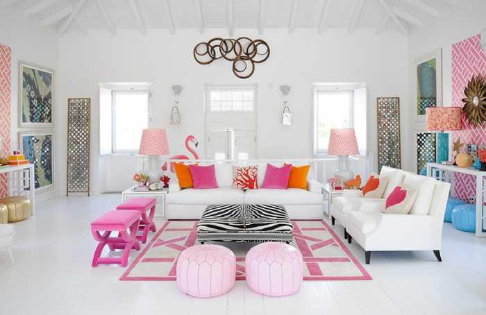 Яркий португальский дизайн от Maria Barros