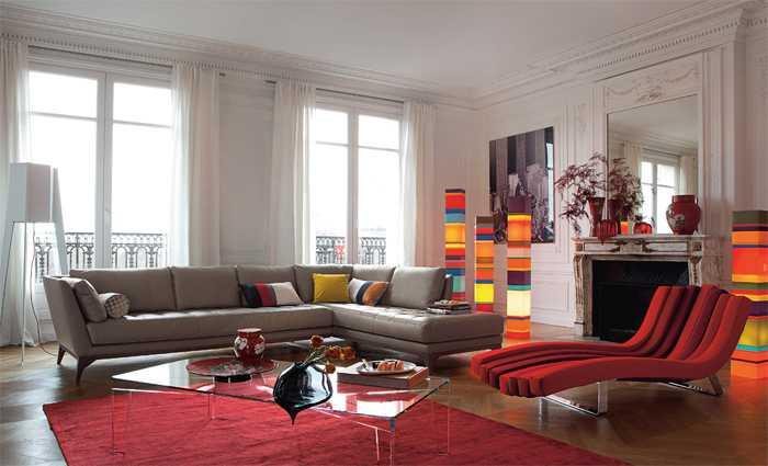Roche Bobois: мягкая мебель как искусство | PUFIK. Beautiful ...