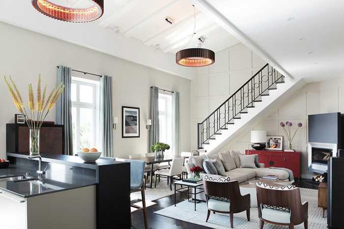 Элегантные апартаменты в Риге