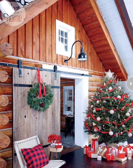 Праздники в деревянном доме
