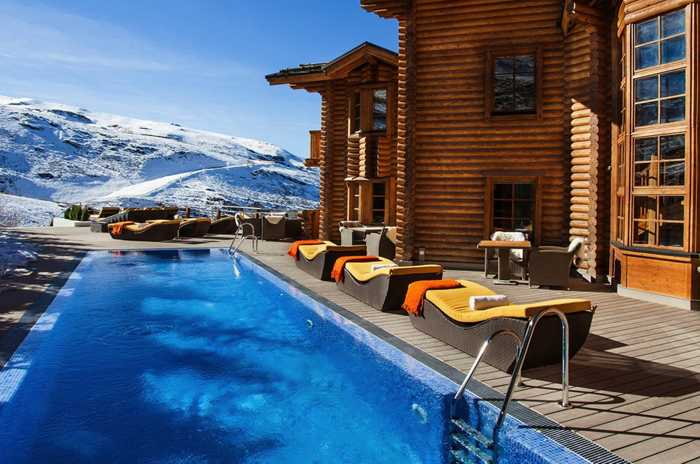 квартира в горах испании