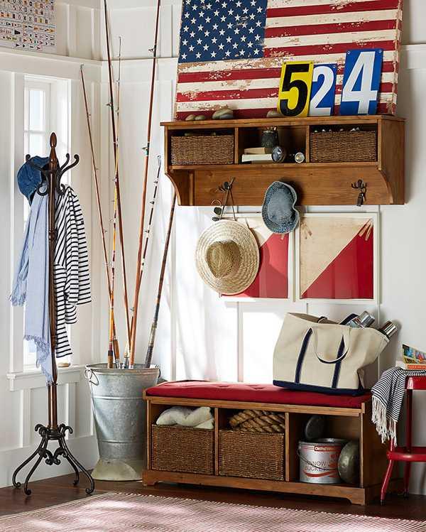 Американское лето Quot от Pottery Barn 〛 Фото Идеи Дизайн