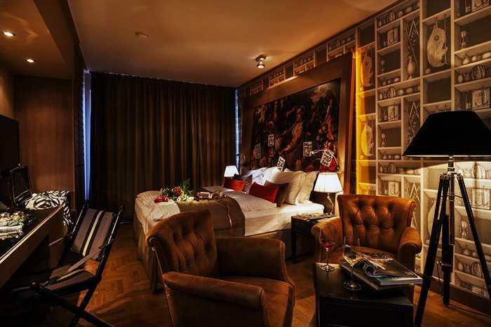 Гастро-отель Baltazar в Будапеште