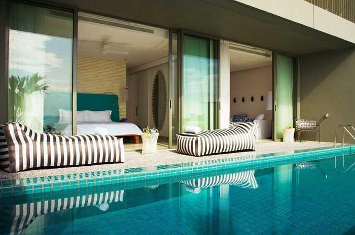 Райский дизайн-отель Point Yamu by Como в Таиланде