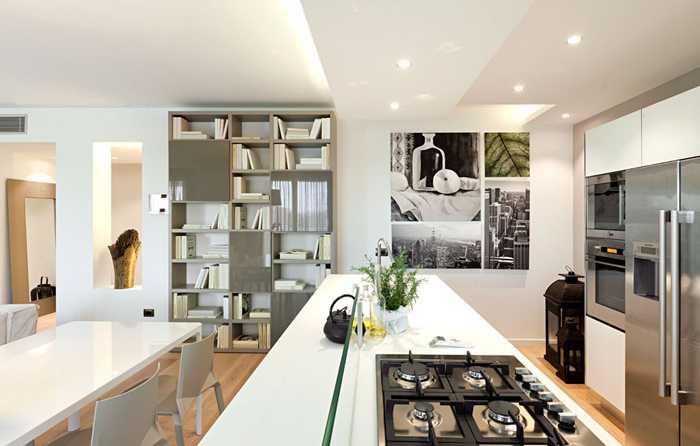 Итальянские квартиры фото