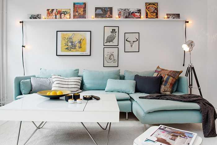 Stylish Scandinavian Apartment Of 57 Sqm Photos Ideas Design