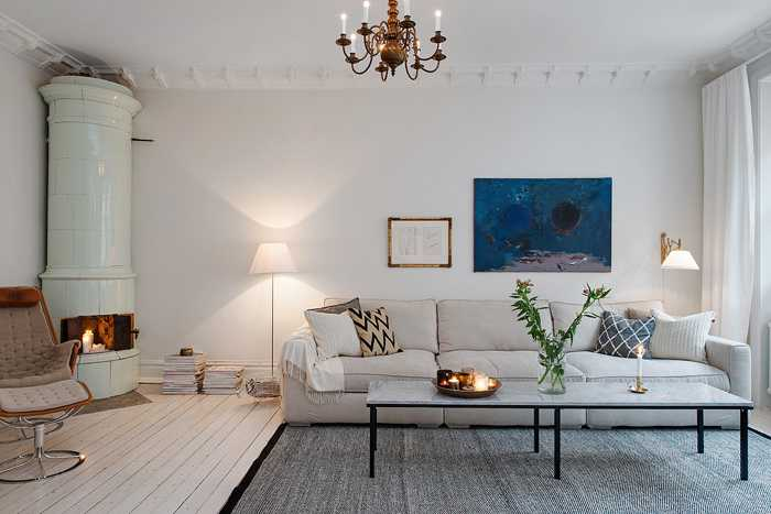 Simple And Bright Two Bedroom Apartment In Sweden 108 Sqm Photos Ideas Design
