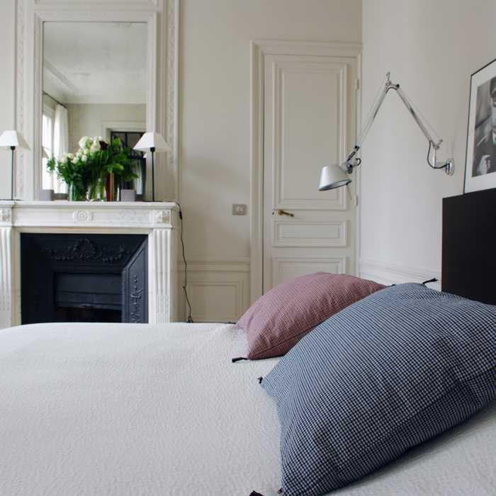 Великолепная парижская квартира