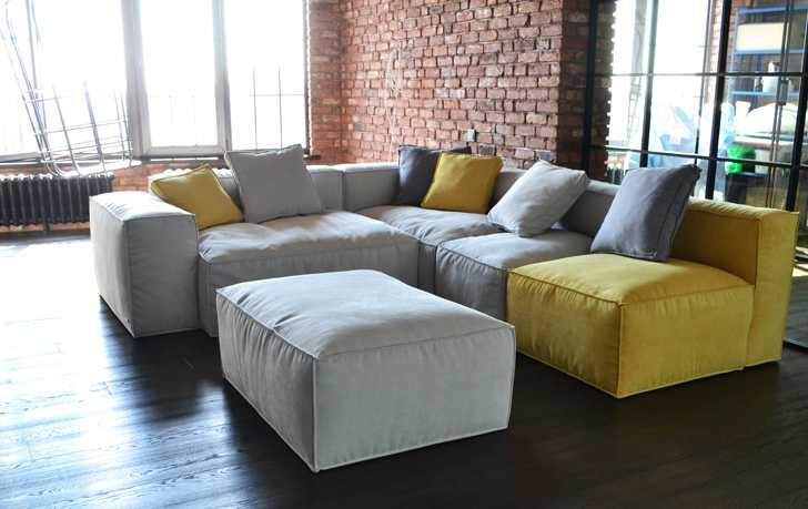 Основные нюансы при выборе мягкой мебели