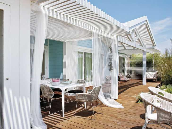 Пляжный дом в Португалии