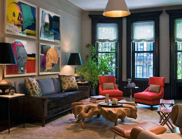 Project:  Upper West Side Townhouse Architect:  Robert Kahn Architect Location:  New York, NY