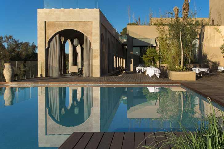 Отель Sahrai - новая жемчужина Ближнего Востока