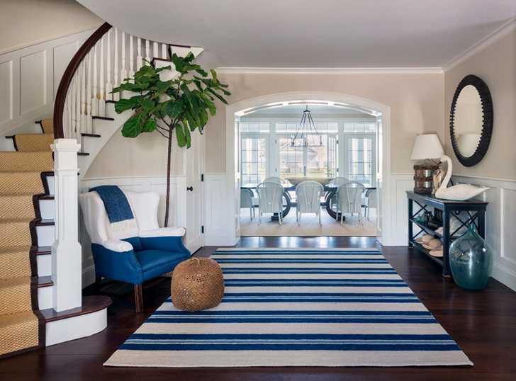 полувечнозеленое фото морской стиль в доме тому возможна