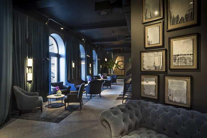 Hotel Adriatic — когда искусство встречается с элегантностью