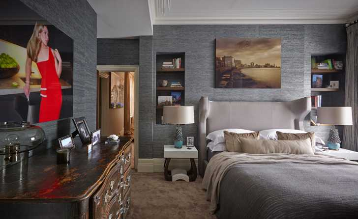 Carlyle Mansions/London
