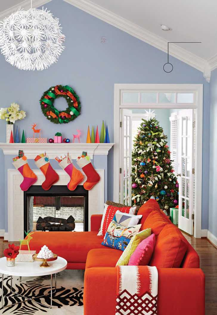 Better Homes and Gardens USA - December 2015