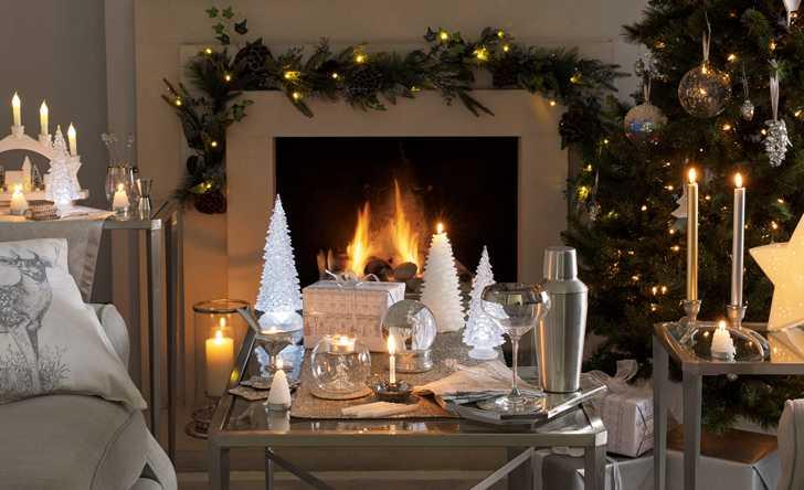 Уютный Новый Год от Laura Ashley