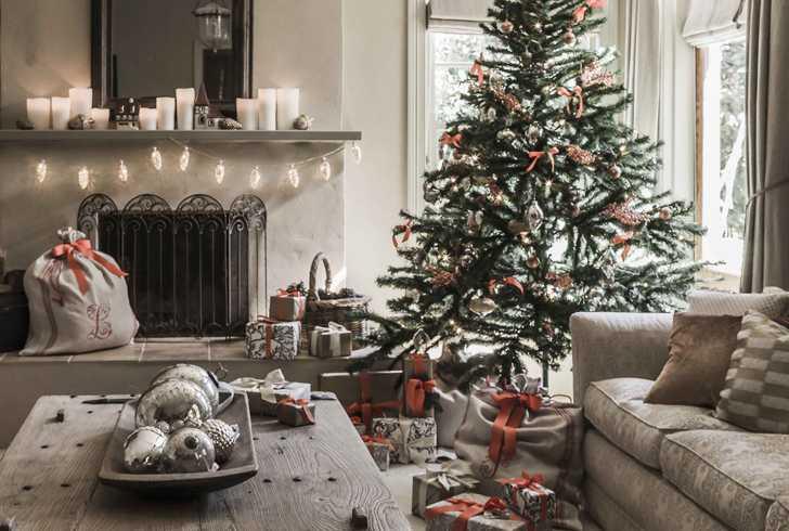 Австралийское Рождество с персиковыми нотками