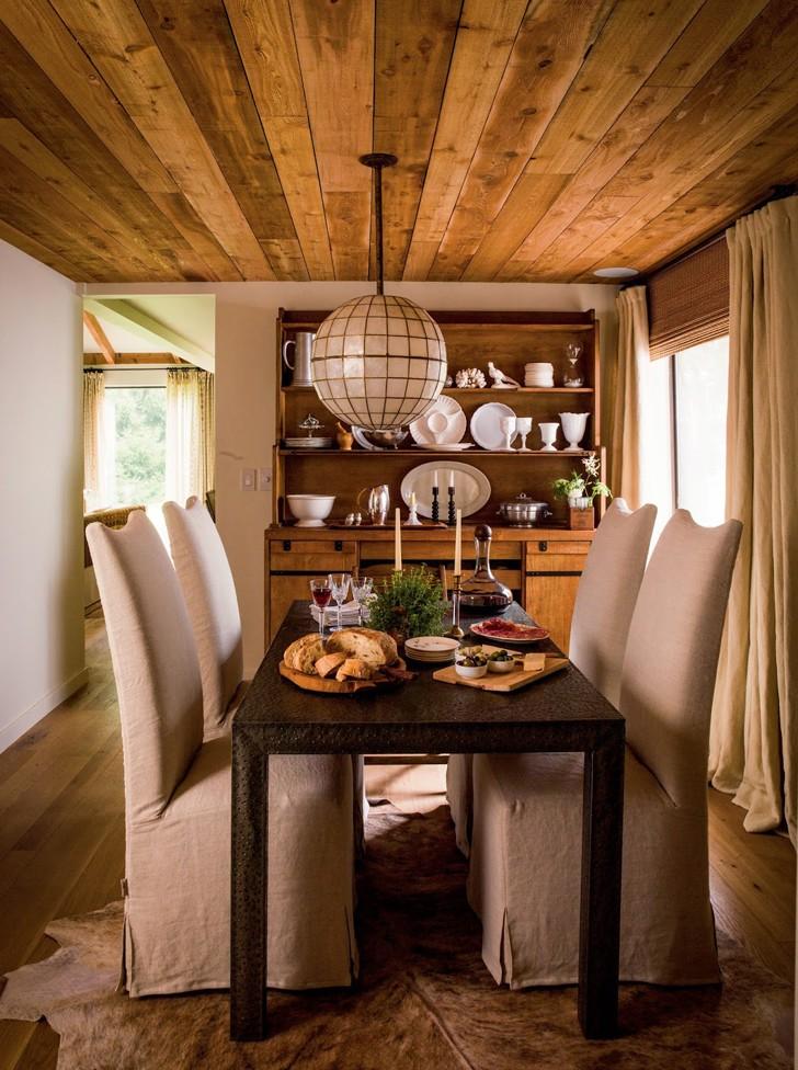 American designer lauren liess interior designs home for American home interior design