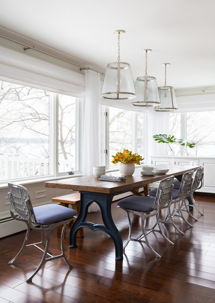8.-Grandview-on-Hudson-Waterfront-Colonial-by-Chango-Co.-Dining-Table-Diagonal-View