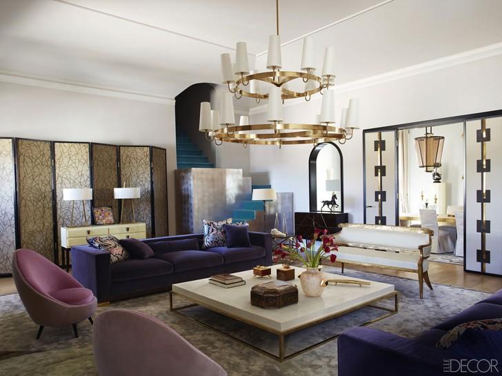 Старый палаццо на современный лад | Пуфик - блог о дизайне интерьера