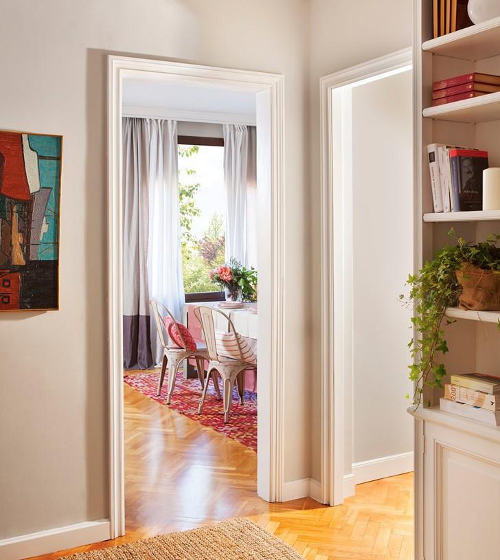 Светлая квартира в Испании