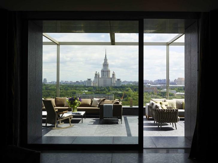 〚 Невероятный пентхаус от итальянского архитектора в центре Москвы 〛 ◾ Фото ◾Идеи◾ Дизайн