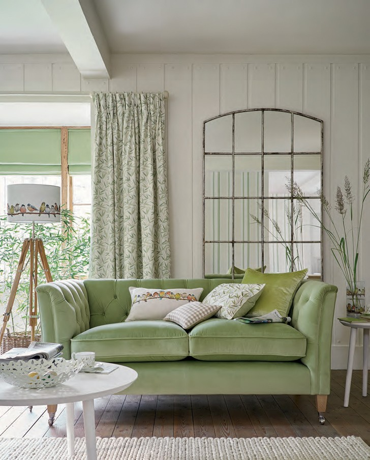 New Interior By Laura Ashley