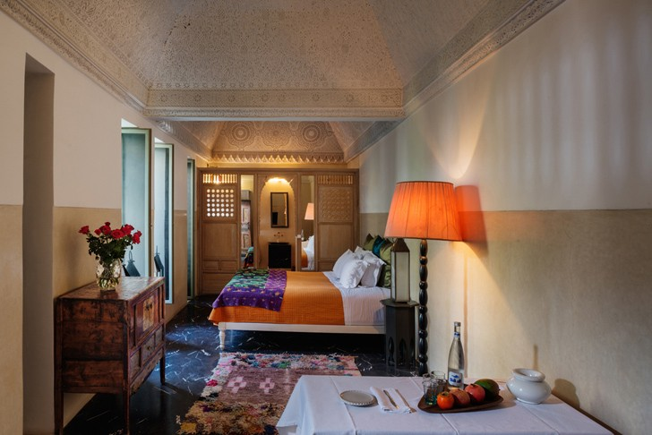 Riad Due Marrakech. Photo by Alan Keohane www.still-images.net