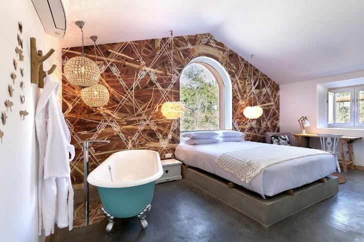 Стильный эко-отель в Португалии