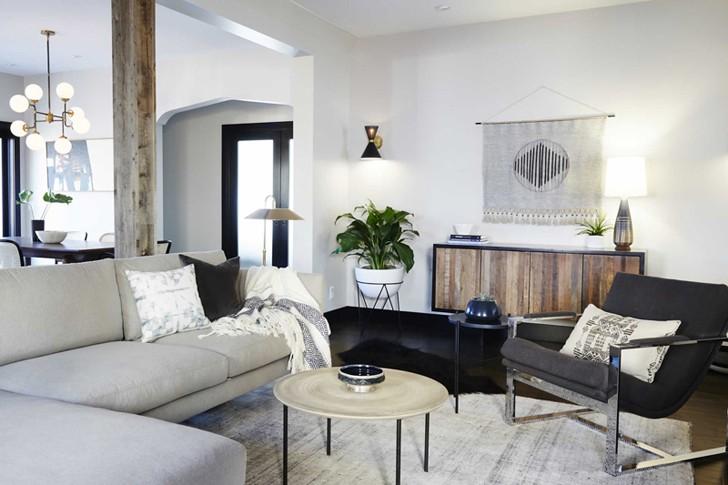 Стильный интерьер в Лос-Анджелесе | Пуфик - блог о дизайне интерьера