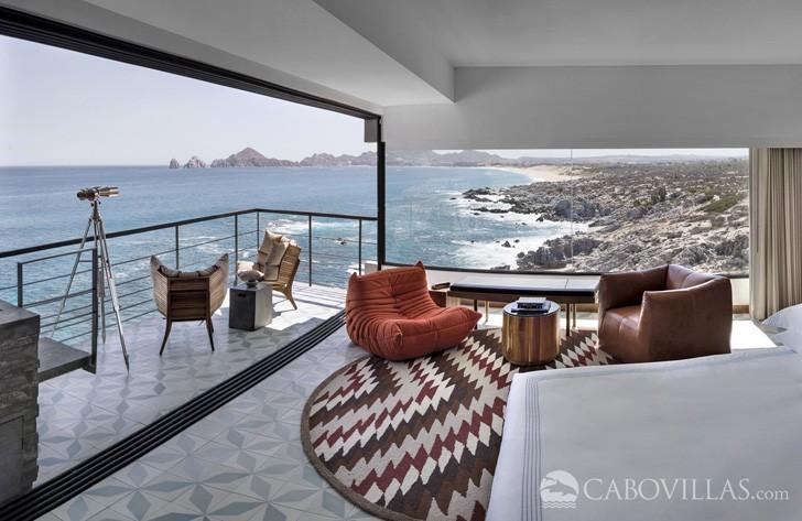 Стильная роскошь в The Cape Hotel (Мексика)