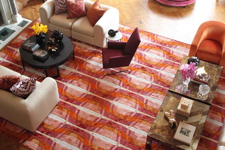 Уникальный ковры от Kyle Bunting