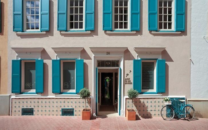 Романтичный отель на испанском острове   Пуфик - блог о дизайне интерьера